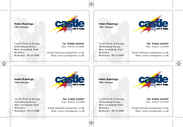 How to design a business card 10