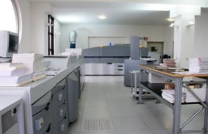 Digital print workroom