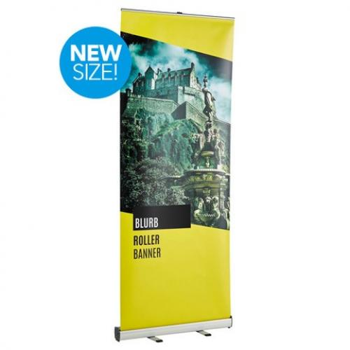 Business stationery - Roller banners